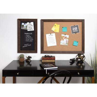 Beatrice Framed Cork Memo Board