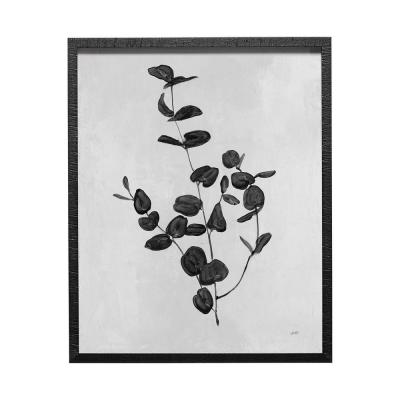 Botanical Study II Framed Art Botanical Print (25.5 in. x 31.5 in.)