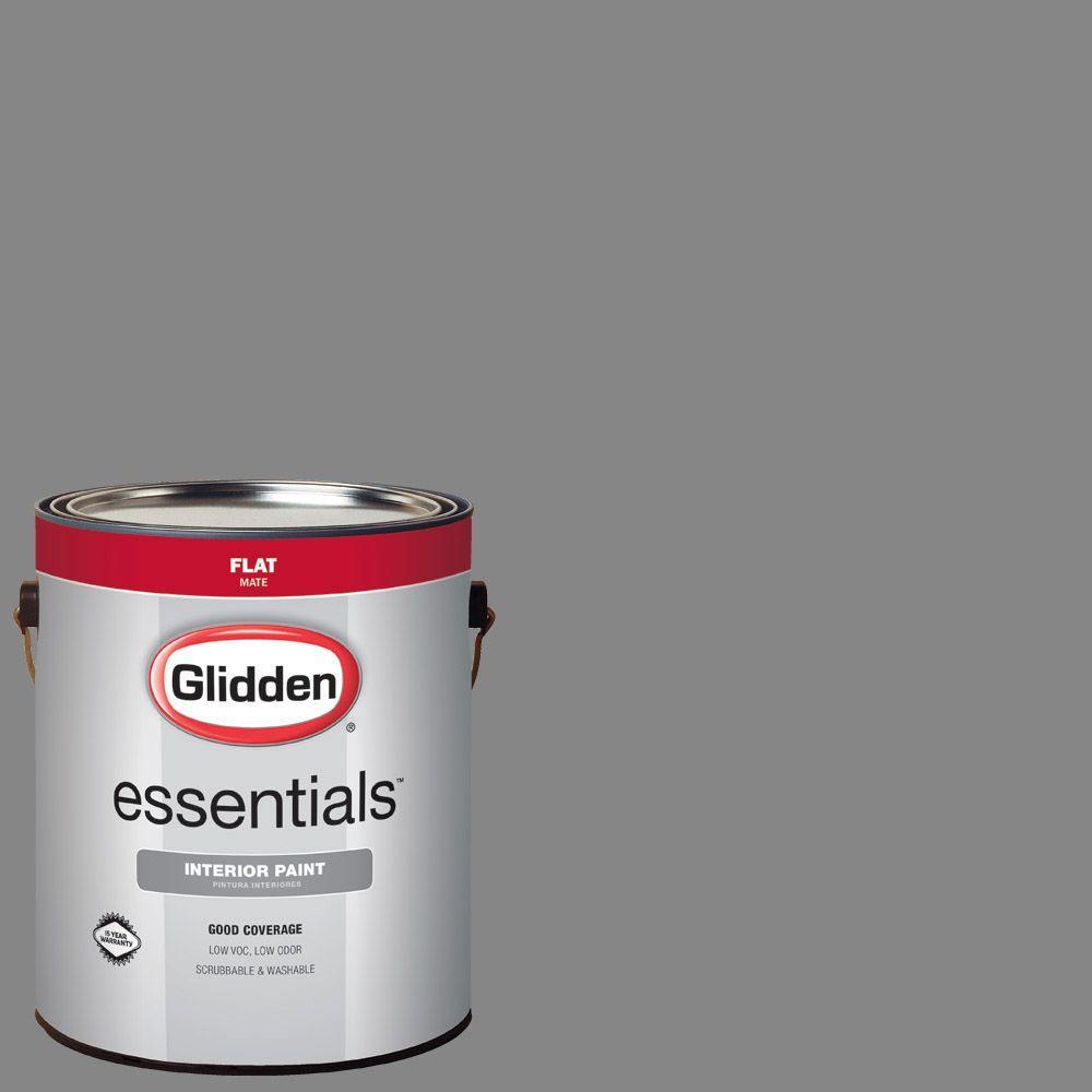 Hdgcn64u Seal Grey Flat Interior Paint