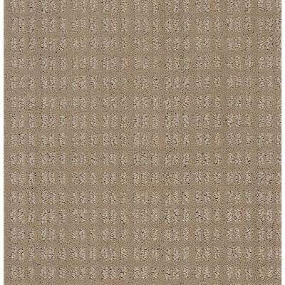 Boxton - Color Warm Clay Pattern 12 ft. Carpet