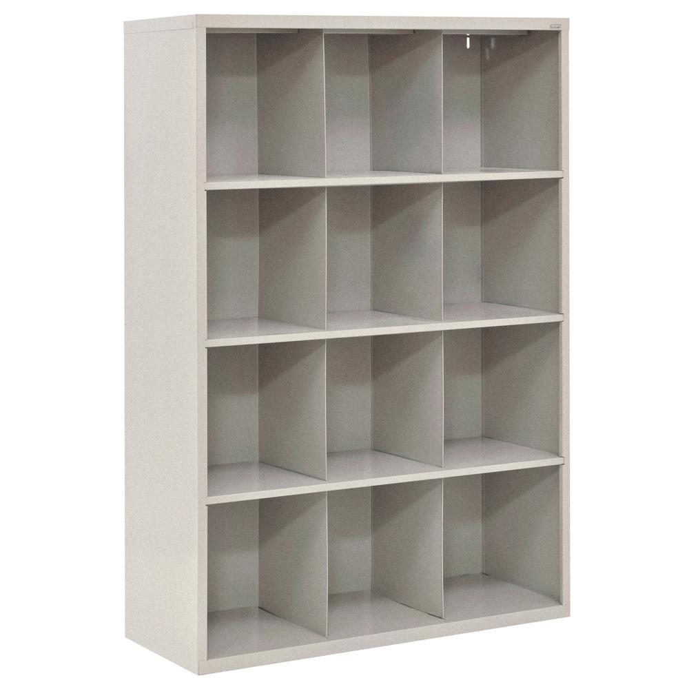 Cubby 46 in. x 66 in. Multi Granite 12-Cube Organizer