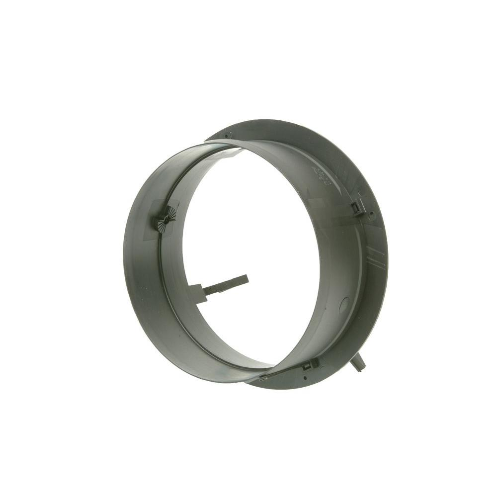 7 in. Take Off Start Collar without Damper for HVAC Duct