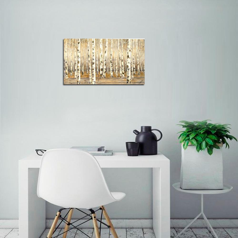 24X48 Landscape II Canvas Print Unframed Canvas Wall Art & 24X48 Landscape II Canvas Print Unframed Canvas Wall Art ...