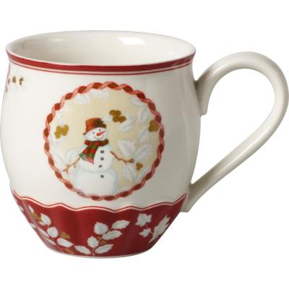 Toy's Fantasy 18 oz. Jumbo Snowman Mug