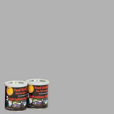 Pond Shield 1 5 Qt Gray Non Toxic Epoxy