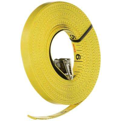 1/2 in. x 50 ft. Fiberglass Tape Refill