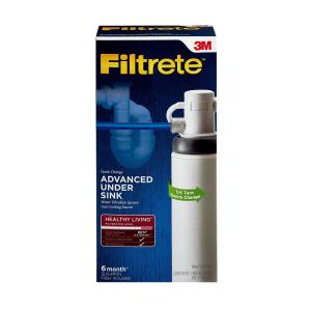 Under-Sink Advanced Water Filtration System