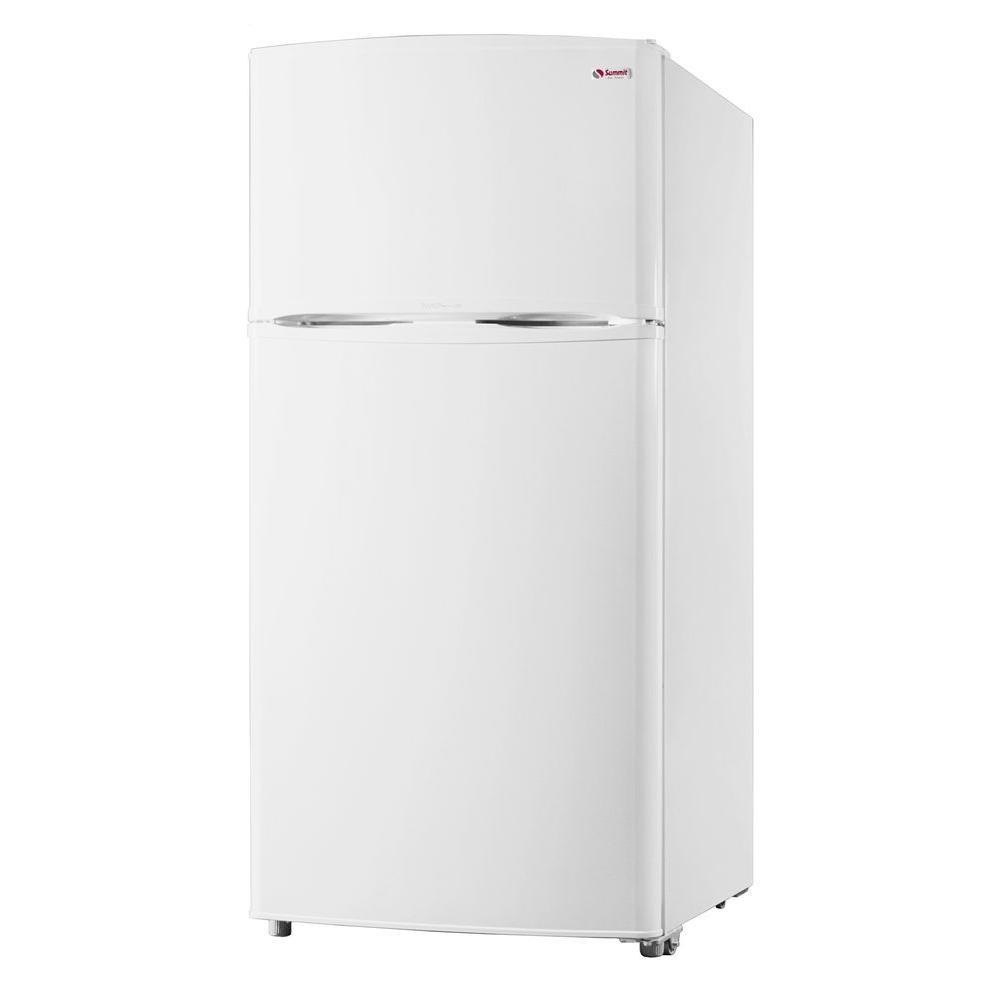 Summit Appliance 11.6 cu. ft. Top Freezer Refrigerator in White