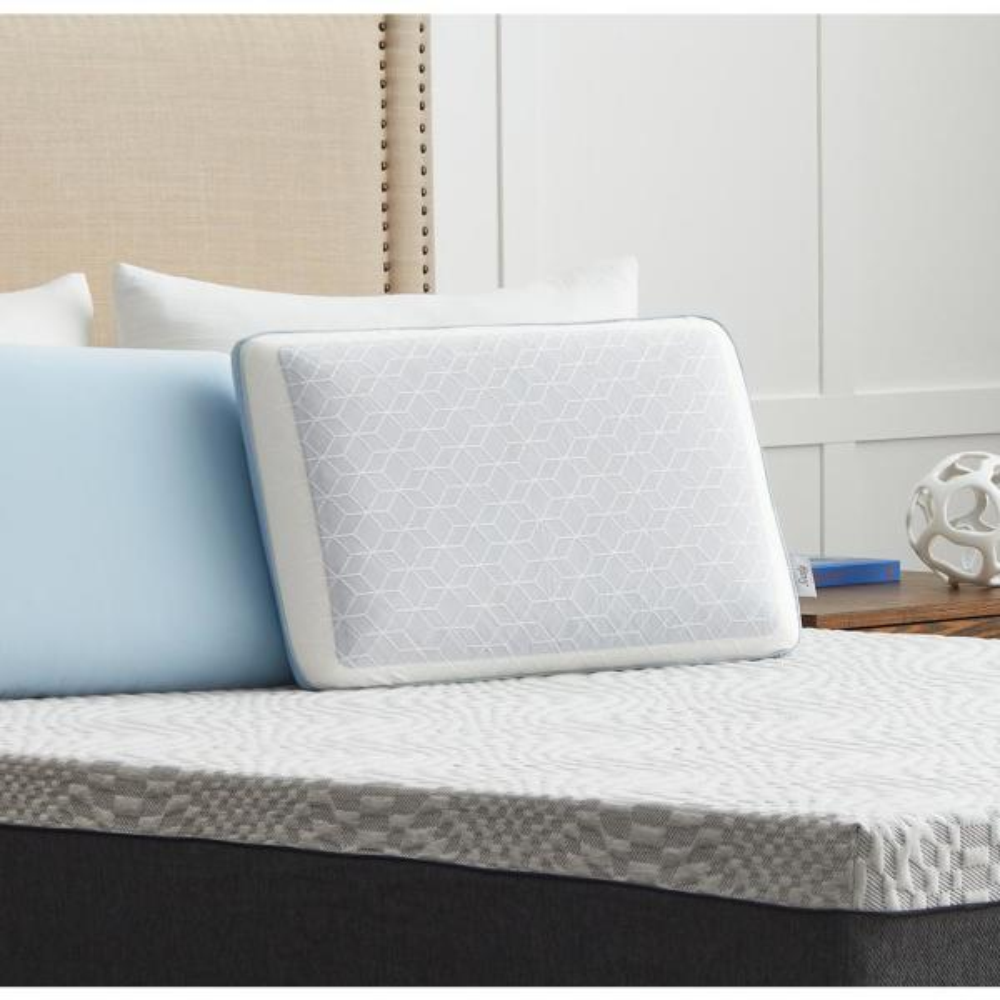 DuoChill Cooling Memory Foam Standard Bed Pillow
