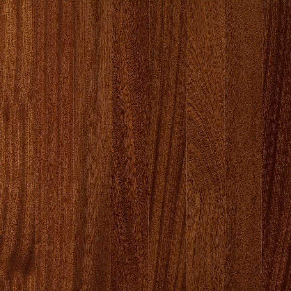 Bruce World Exotics Tropical Mahogany 3/8 in. Tx 3-1/2 in. Wx Random Length Engineered Hardwood Flooring (36.62 sq. ft./case)