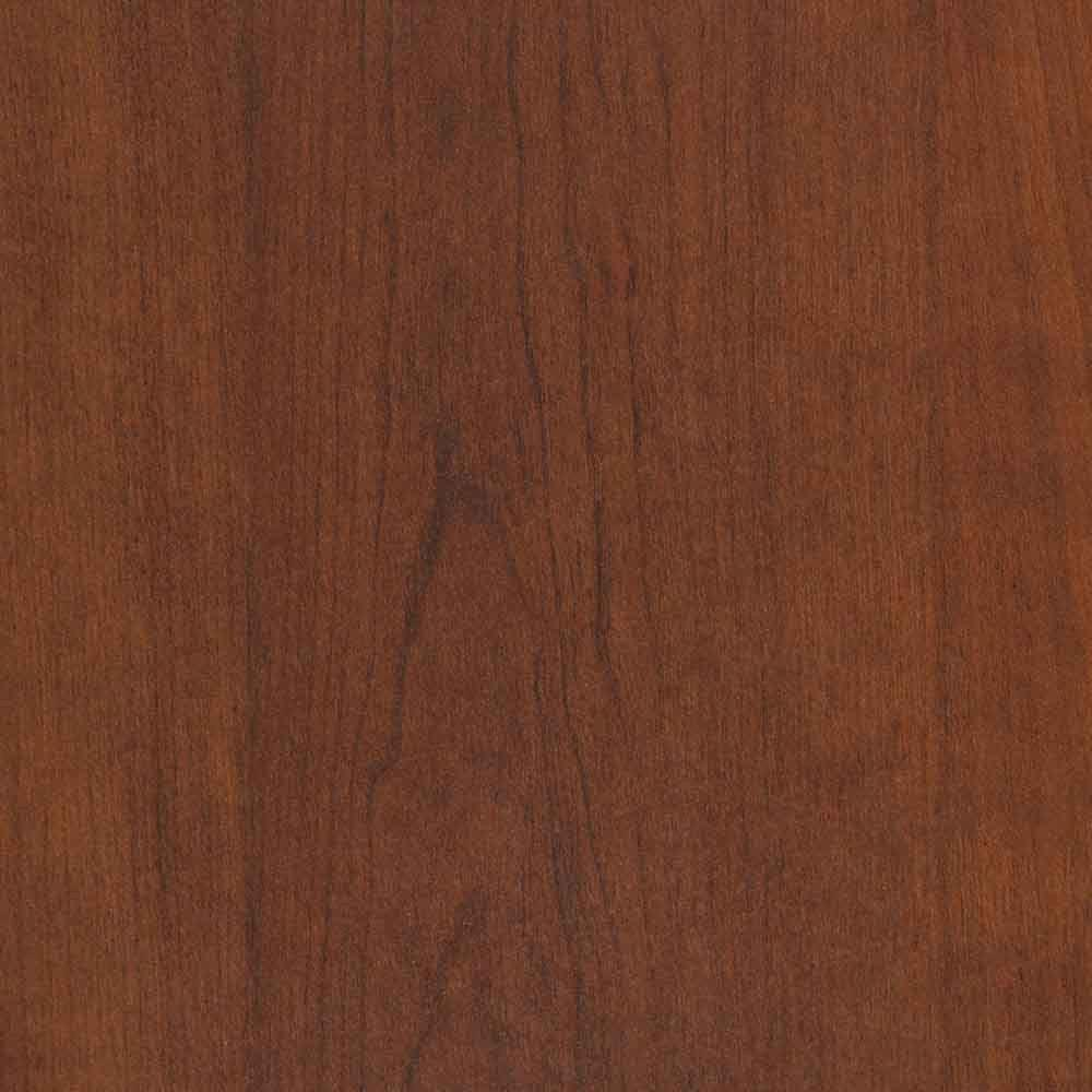 Wilsonart 3 in x 5 in laminate sheet in williamsburg cherry with premium textured gloss finish for Laminate sheet flooring