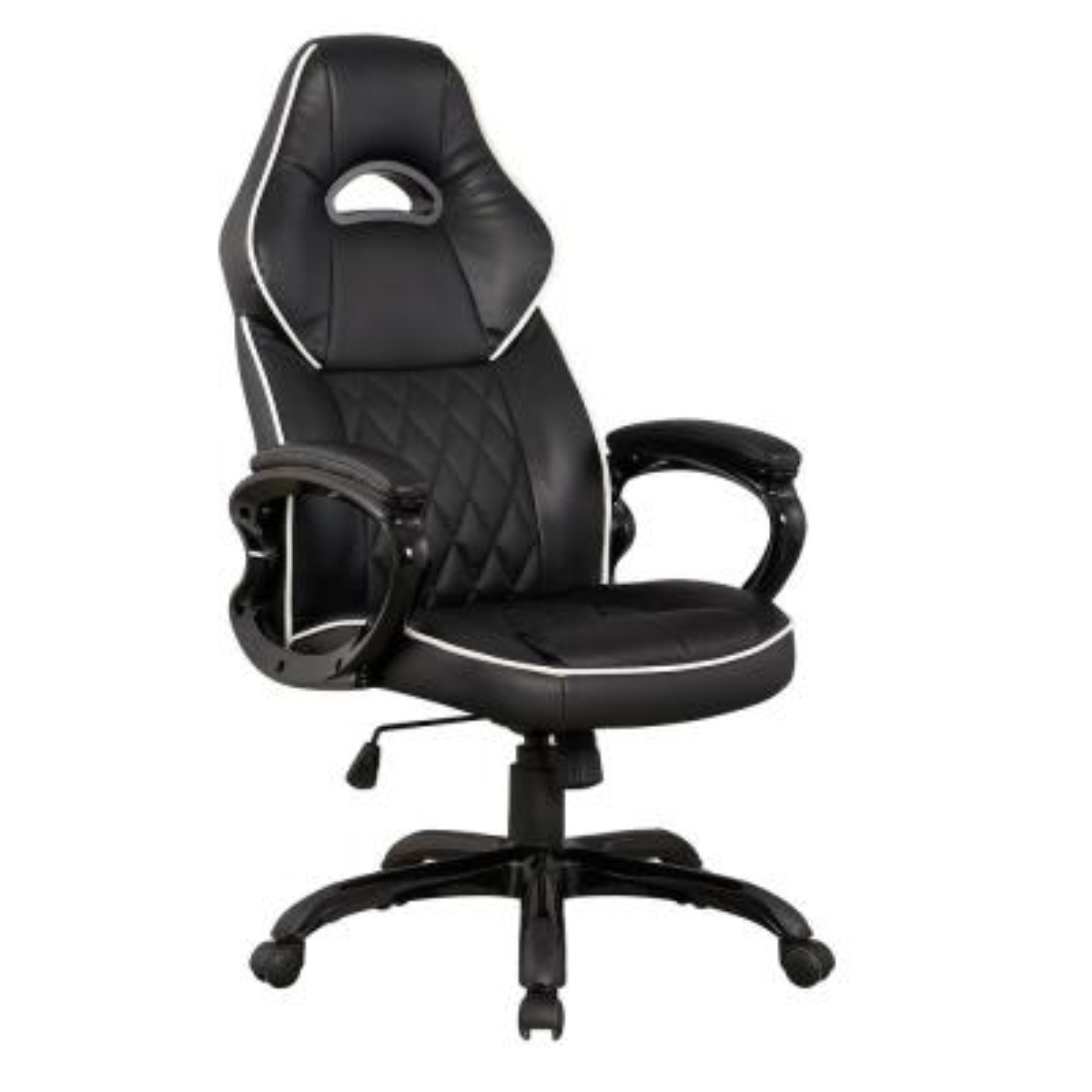 Black High Back Executive Sport Race Office Chair