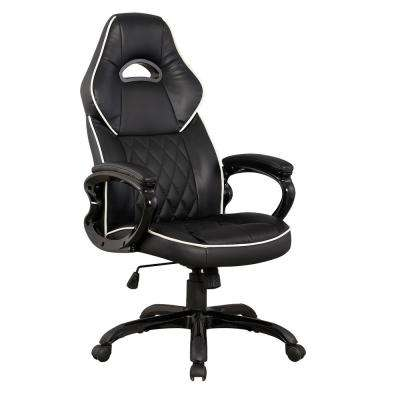 Black High Back Executive Sport Race Office Chair
