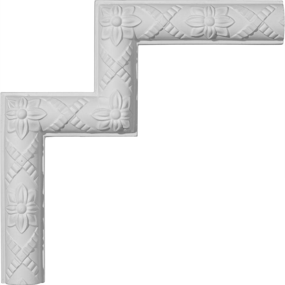 11-1/8 in. x 3/4 in. x 11-1/8 in. Sellek Panel Moulding