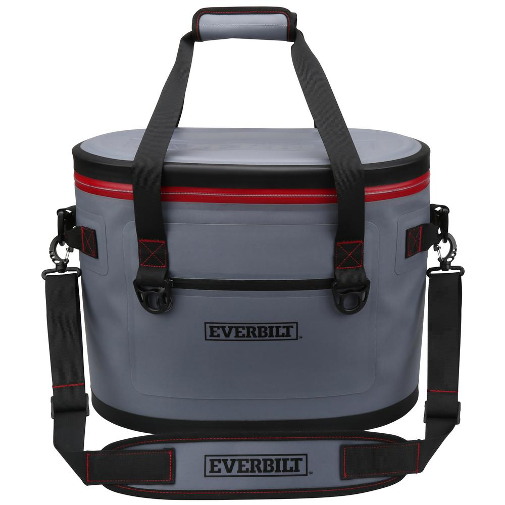 22 lbs. 30-Can Soft-Sided Cooler Bag
