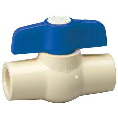 1 in. Slip x Slip CPVC Ball Valve
