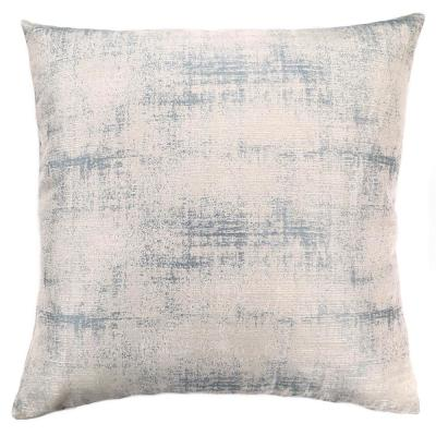 Coban Sea Foam Graphic Down 7 in. x 20 in. Throw Pillow
