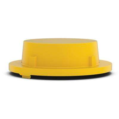 Drum Containment Lid in Yellow