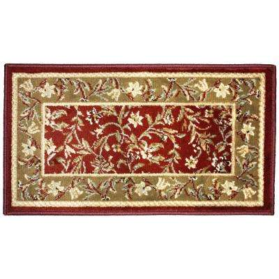 Patricia Rosemary Multi-Color 19 in. x 33 in. Indoor Mat
