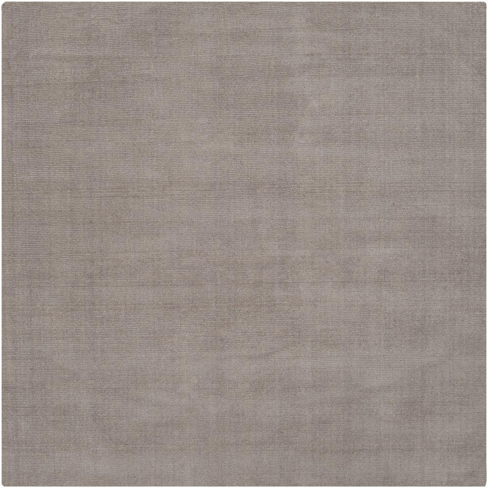 Falmouth Gray 10 ft. x 10 ft. Square Indoor Area Rug