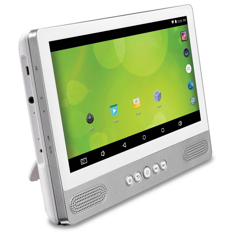 Zeki Android Tablet with DVD Player