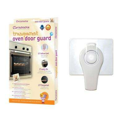 Baby Home Safety Oven Guard and Lock Set
