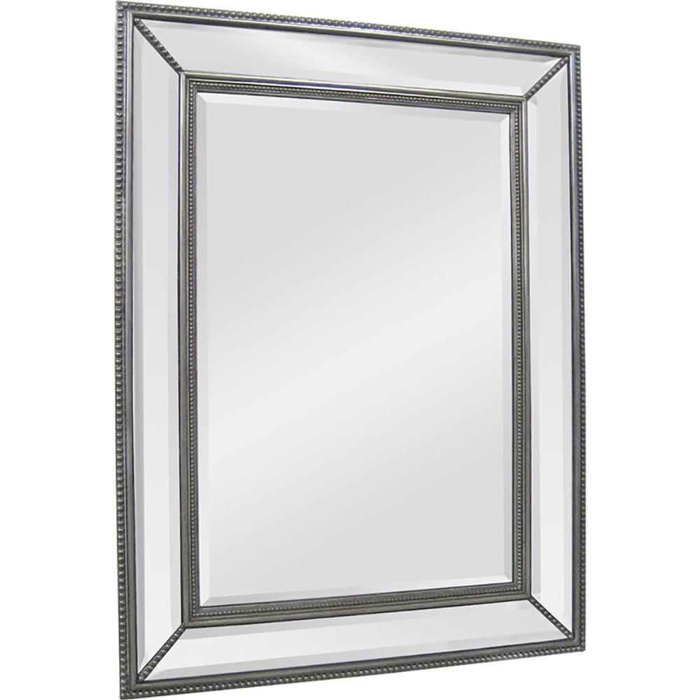 Phoebe 40 in. H x 51 in. W Vertical Mirror