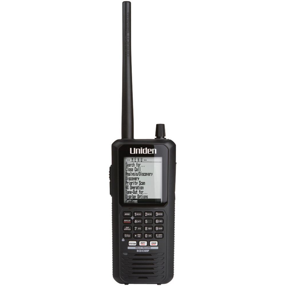 Bearcat Digital Handheld Scanner