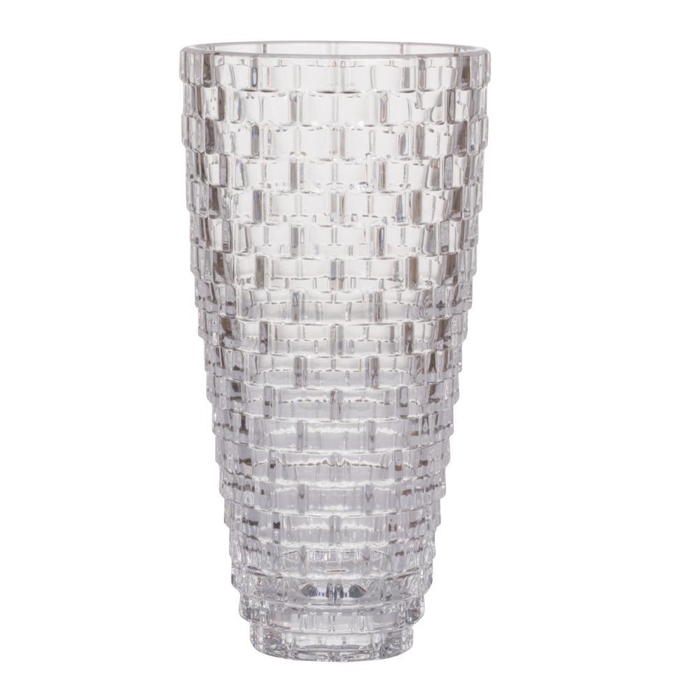 Clear-Lexi Tall Vase
