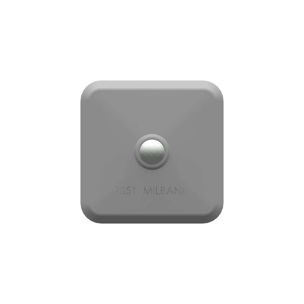 Milbank Small Closing Plate For Meter Socket R7551 The Home Depot