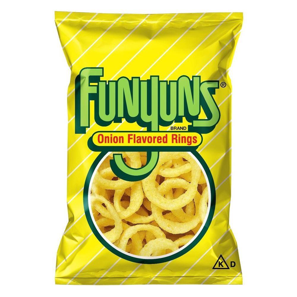 Funyuns 2.3 oz. Onion Flavored Rings