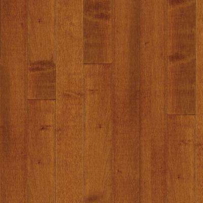 American Originals Warmed Spice Maple 5/16 in. T x 2-1/4 in. W x Random L Solid Hardwood Flooring (40 sq. ft. / case)