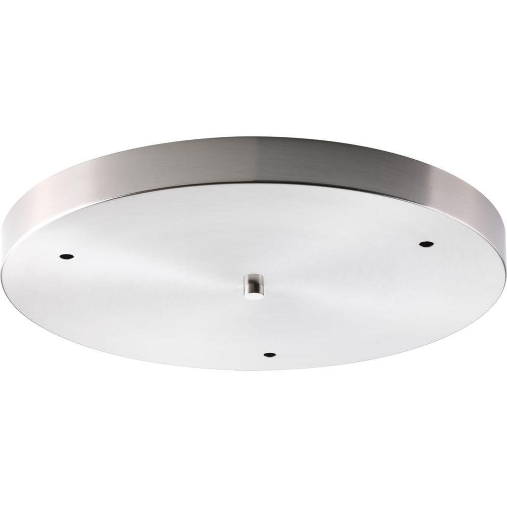 Progress Lighting Brushed Nickel Accessory Canopy P8403 09