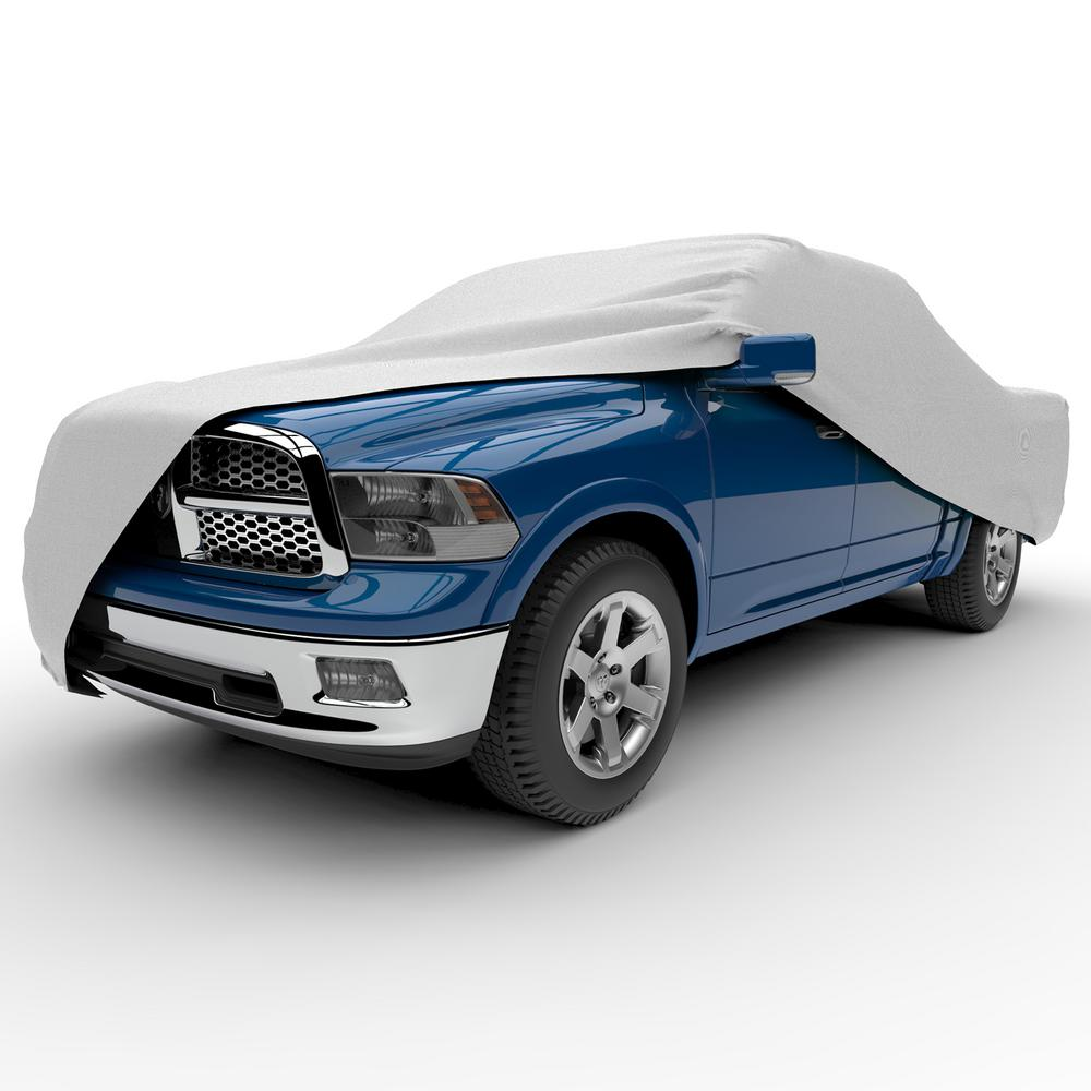 Pickup Truck Covers >> Budge Rain Barrier 237 In X 70 In X 60 In Size T4 Truck Cover
