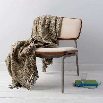 Hollyn Camel Acrylic Throw