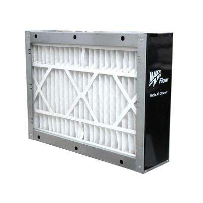 20 in. x 20 in. x 5 in. FPR 5 Air Cleaner Filter Housing with Filter