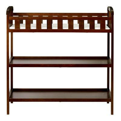 Emily Espresso 39in. Changing Table