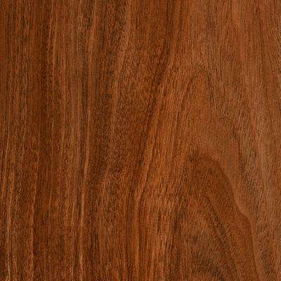 Take Home Sample - Noble Mahogany Rouge Click Vinyl Plank - 4 in. x 4 in.