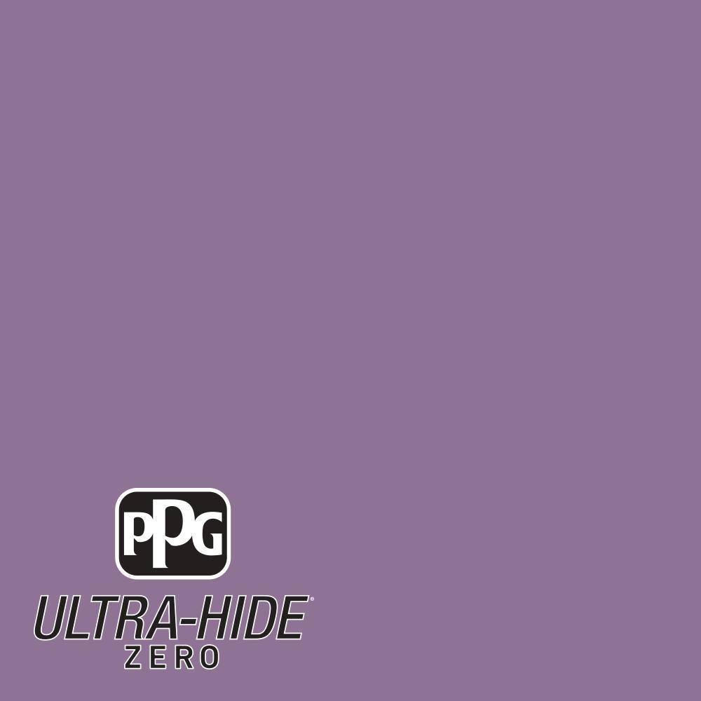 Ppg 1 Gal Hdpv60u Ultra Hide Zero Grape Surprise Semi Gloss