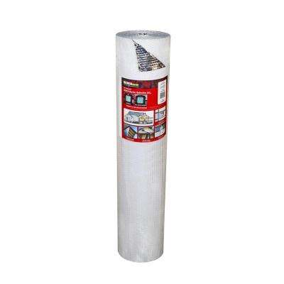 4 ft. x 125 ft. Air Single Reflective Polyethylene Insulation Roll