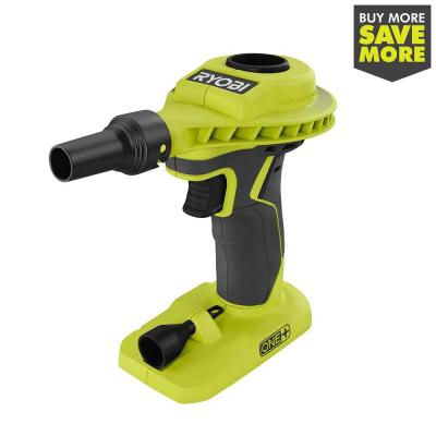 18-Volt ONE+ Cordless High Volume Power Inflator (Tool Only)