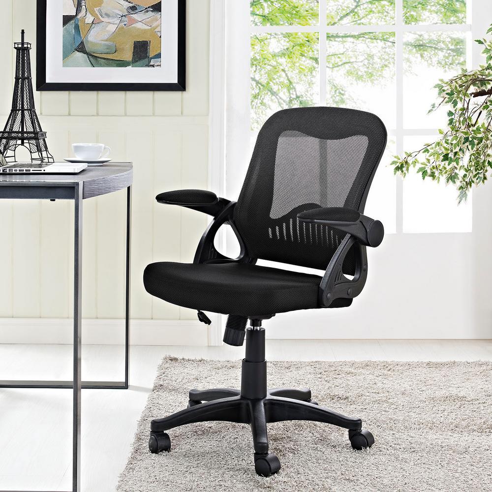 MODWAY Advance Office Chair in Black EEI-2155-BLK