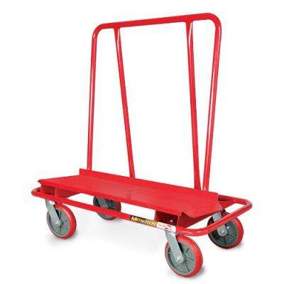 Drywall Cart Welded with 3000 lb. Load Capacity