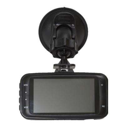1080p HD Dash Camera with 2.7 in. Digital Display and 8GB SD Card Included