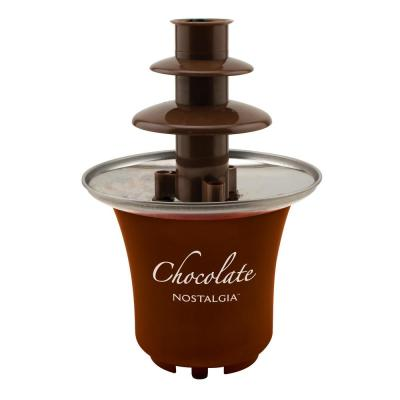 3-Tier 0.5 lbs. Brown Chocolate Fondue Fountain