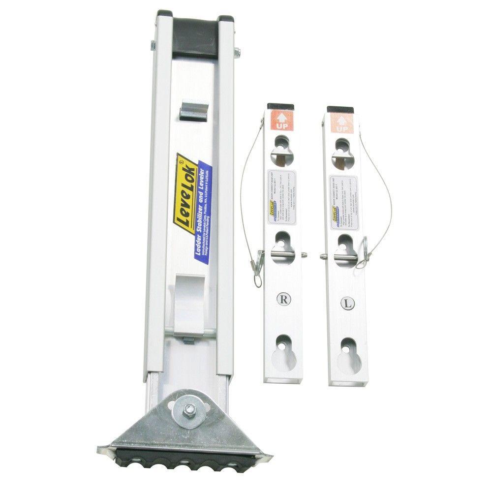 LevelLok Ladder Leveler with Base Units