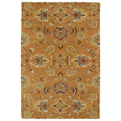 Middleton Copper 9 ft. x 12 ft. Area Rug