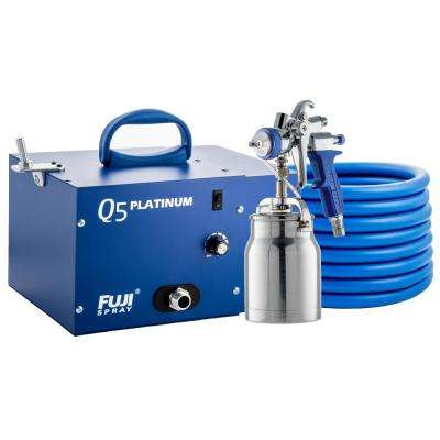 Q5 PLATINUM T70 HVLP Spray System