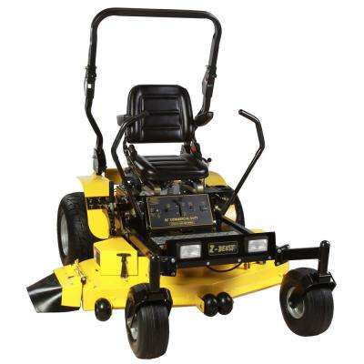 54 in. Zero Turn Commercial Mower with a 22 HP Subaru EH65V V-Twin Engine Hydrostatic with Free Roll bar and Headlights