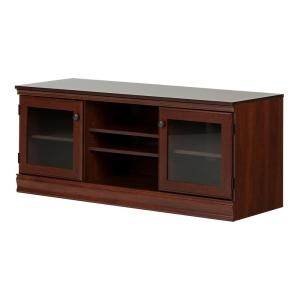 Morgan Royal Cherry TV Stand for TVs up to 75 in.
